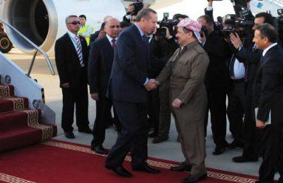 Barzani-Erdogan