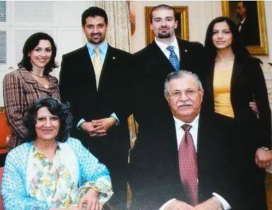 Talabani-Family