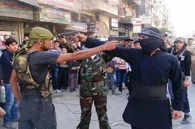 Daesh-Nasra