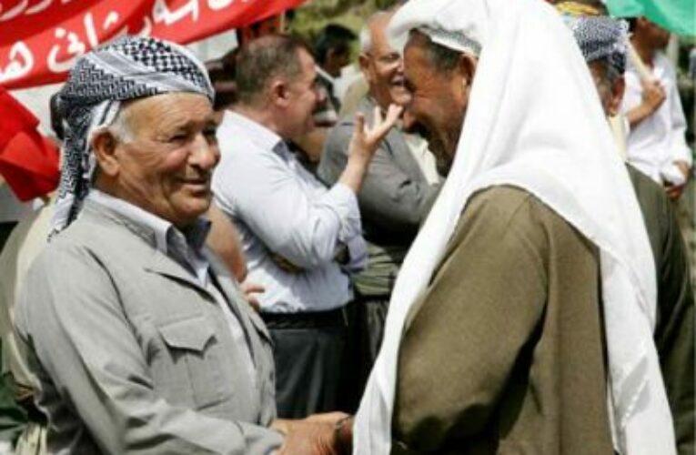 شەمال عادل سليم  :  توقفوا عن بث بذور الفرقة بين العرب والكرد …؟!