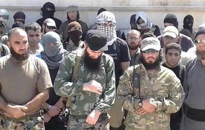 فەتاح حەسەن : داعش و بەیعەت .