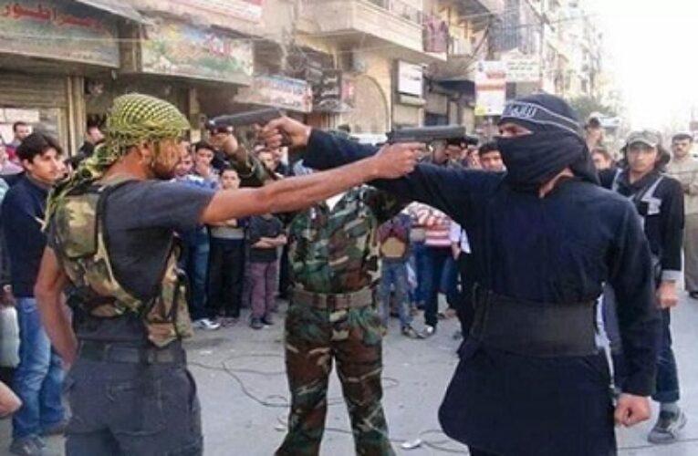 هەورامان عەلی : گرتەڤیدیۆ ـ خۆپیشاندانی داعش لە دانیماک .