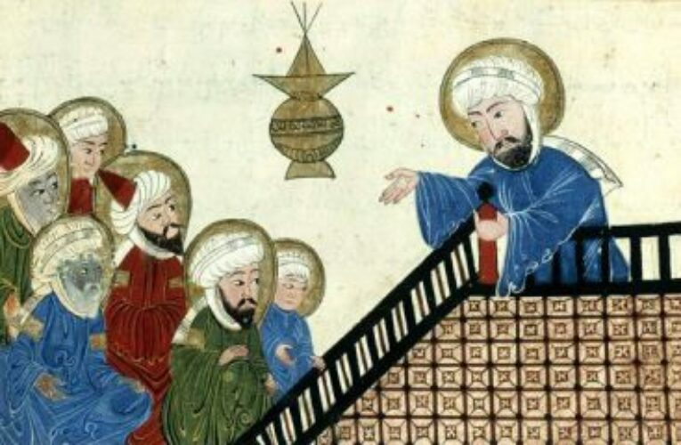 سەروەر پێنجوێنی : وێنەیەکی دانسقەی پێخەمبەری ئیسلام ( د . خ ) .