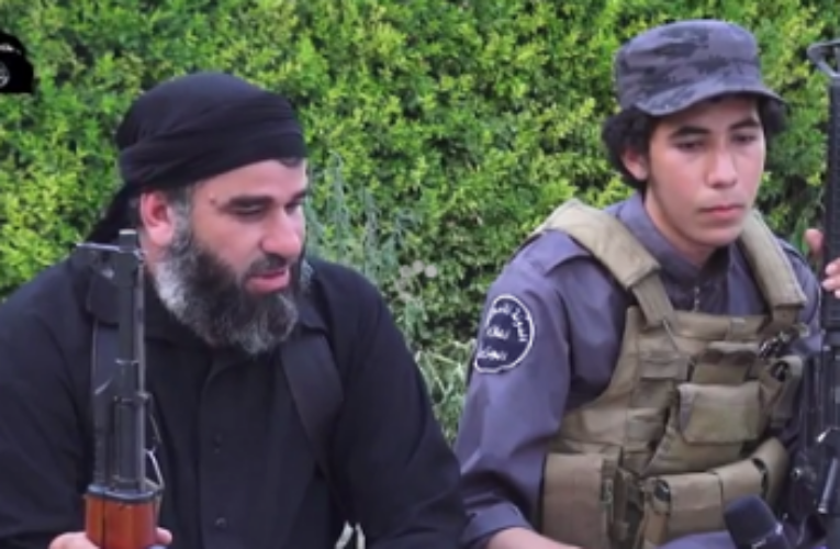 بەرزان فەرەج : داعش ، تیرۆریزم ، ئیسلام .
