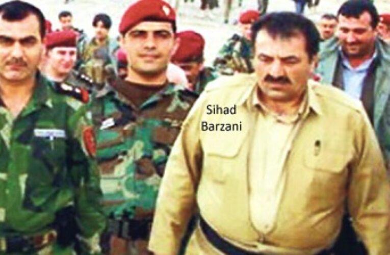 عماد علي : لماذا شقيق بارزاني الى كوباني .