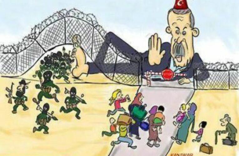 محەمەد هەریری: تورکیا و داعش. بەشی سێیەم.