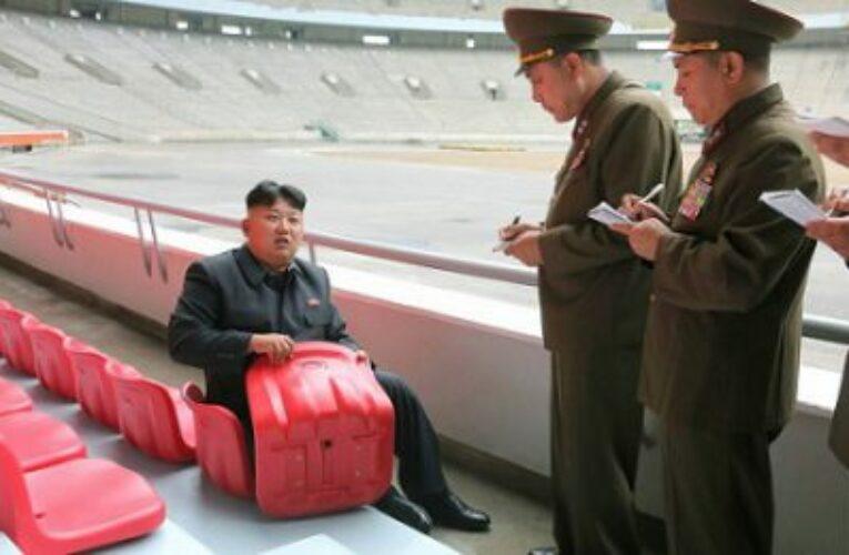 ئارام قزلەریی : کورتە نامەیەک بۆ سەرۆکی کۆریای باکور .