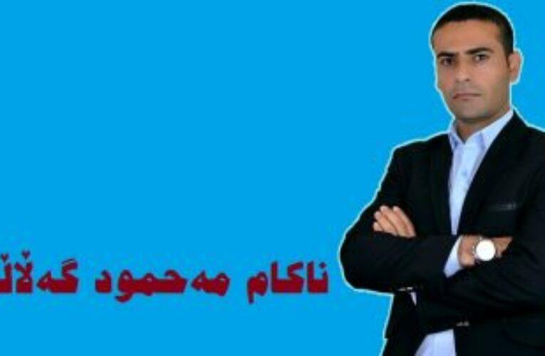 ناکام محمود گەڵاڵەیی: حکومەت و ئایندەی سیستمی پەرلەمانی کوردستان.