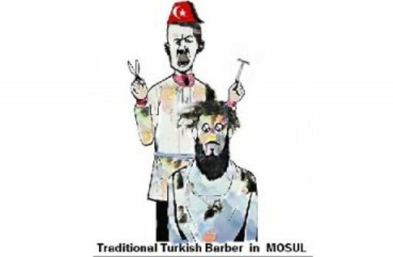 """شه مال عادل سليم:لاهو رجب ولا هو طيب … انه"""" اردوغان."""