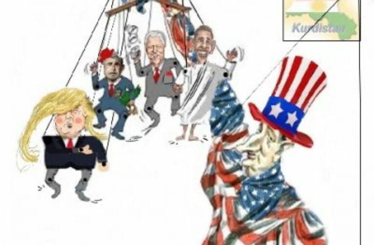شەماڵ عادل سەلیم: دۆناڵد ترامپ و دەولەتی کوردی.