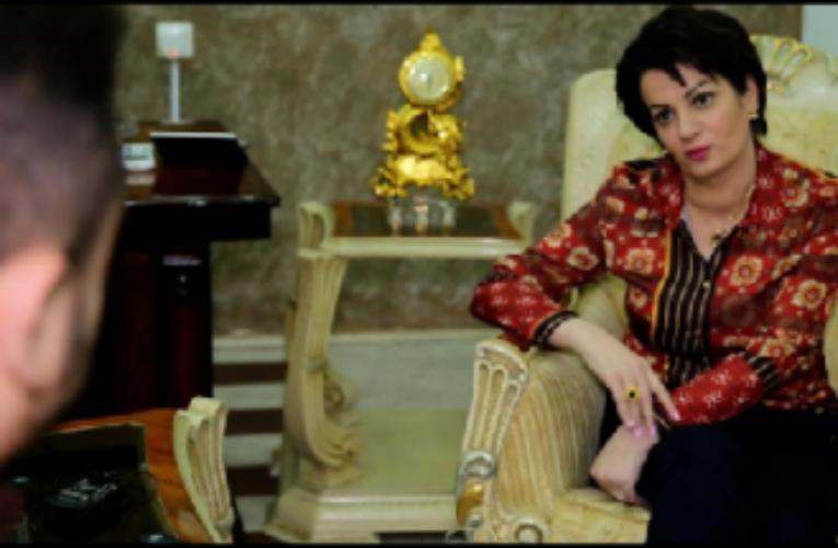 شەمال عادل سليم: لقاء مع النائبة سروة عبدالواحد.