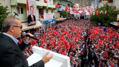 ئامانج ناجي نقشبندي: هل سنشهد ٲفول نجم اردوغان؟