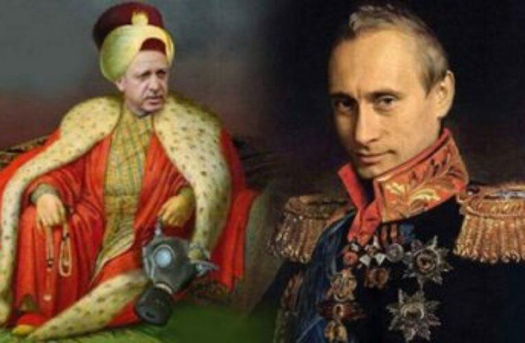 نیاز حامید: راپۆرتێکی گرنگ. ڕۆڵی کاریگەریی روسیا لە دەرچواندنی ئەردۆگان.