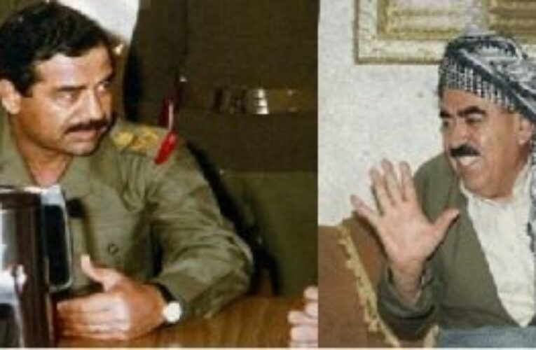 شەماڵ عادل سلیم:مطلوب بجرائم الانفال يتقاضى راتبا تقاعديأ في إقليم كردستان.