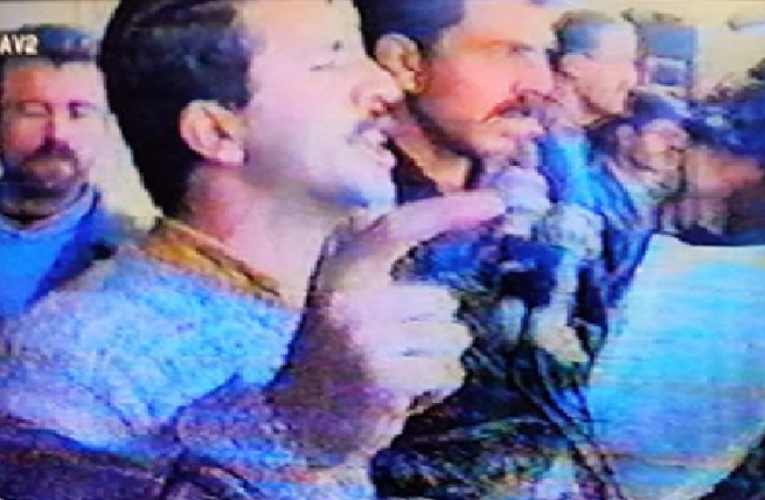 هیوا ناسیح: یادێک له خۆپیشاندانی خوێندکارانی ههولێر دژ به شهڕی ناوخۆ/ 1994.