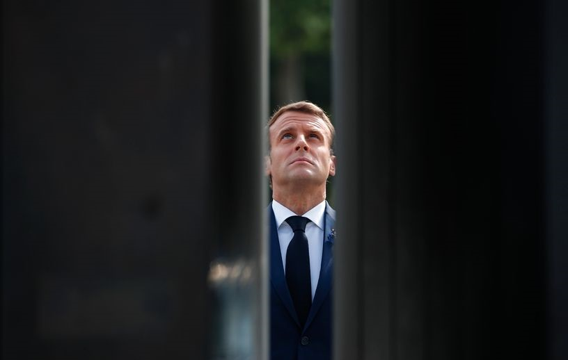 Macron 25- 10- 2020