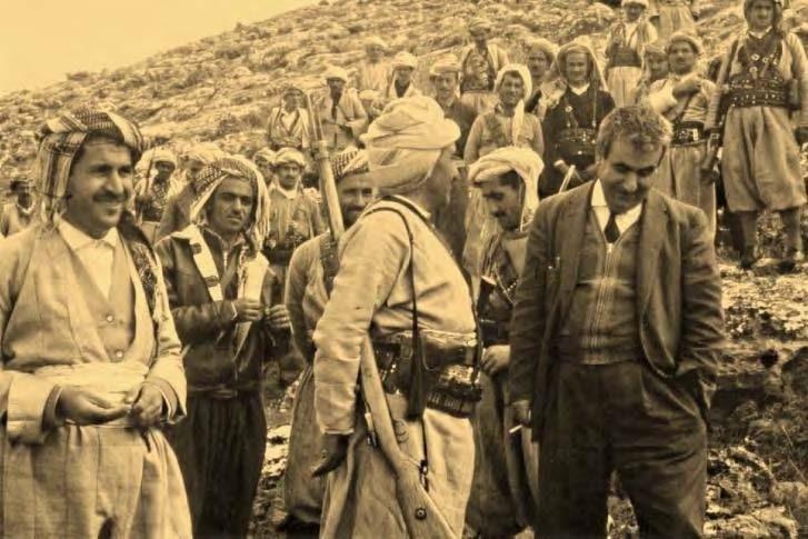 عیماد عهلی: مهلایی یان جهلالی، كوردستانیان وێرانكرد؟