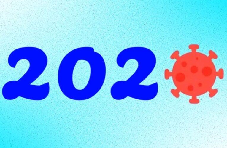 تیشکۆ زەند: Goodbye 2020 never come back بڕۆ ساڵی 2020 قەت نەگەڕێیتەوە.