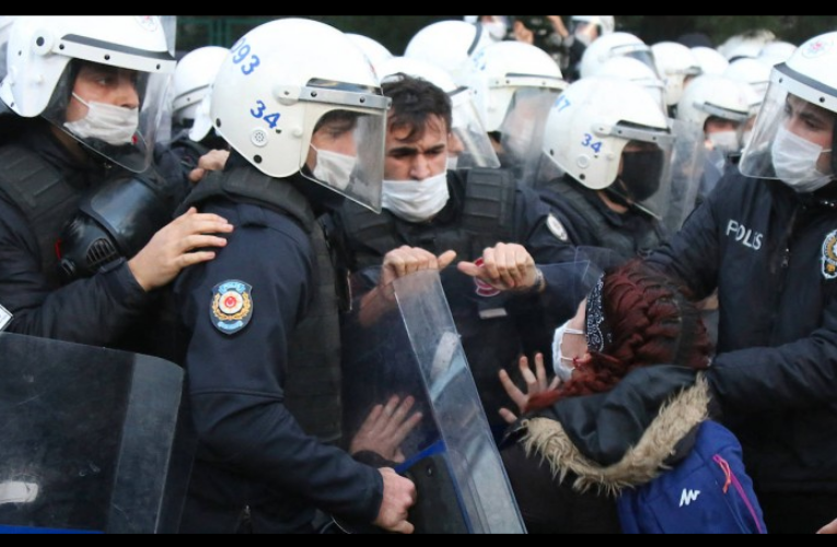 بوڵنت مومای: نامەیەک لە ئەستەمبوڵەوە! ترکیا وڵاتی باڵاترین پلە و ژمارەی پێوانەی شکێنەر.