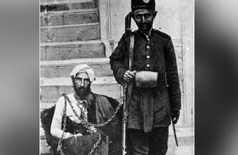 یادى 125 ساڵەى یەکەم تیرۆرى ئیسلامى سیاسى.